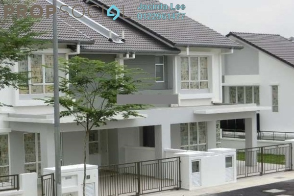 For Sale Semi-Detached at Kampung Pulau Meranti, Puchong Freehold Unfurnished 4R/4B 1.42m