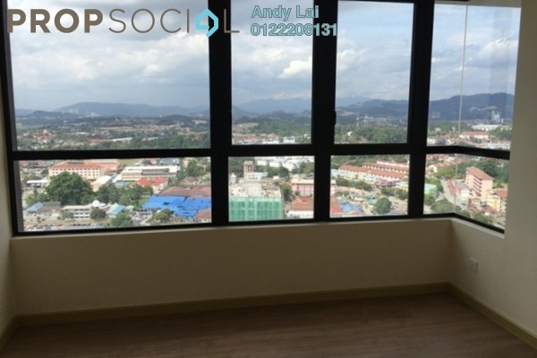 For Sale Serviced Residence at MKH Boulevard, Kajang Freehold Semi Furnished 2R/2B 480k