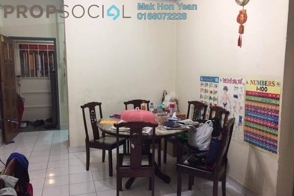 For Sale Apartment at Kinrara Ria, Bandar Kinrara Leasehold Semi Furnished 3R/2B 288k