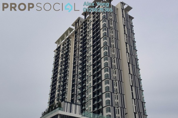 For Sale Condominium at Residency V, Old Klang Road Freehold Fully Furnished 2R/2B 650k