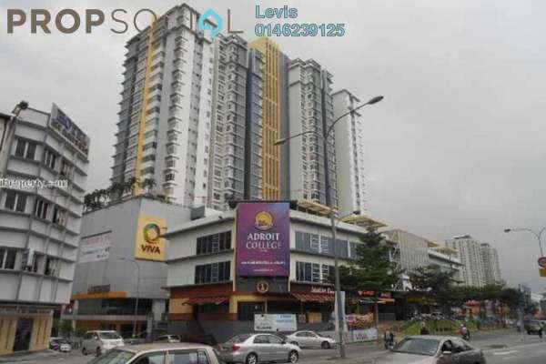 For Rent Condominium at Viva Residency, Sentul Freehold Fully Furnished 2R/2B 2.5k