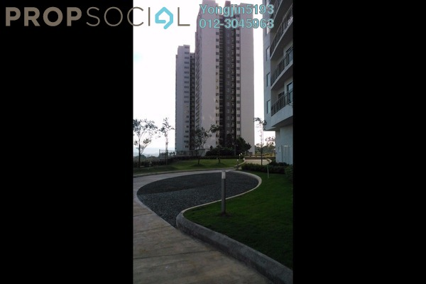 For Rent Condominium at Casa Green, Bukit Jalil Leasehold Unfurnished 3R/2B 1k