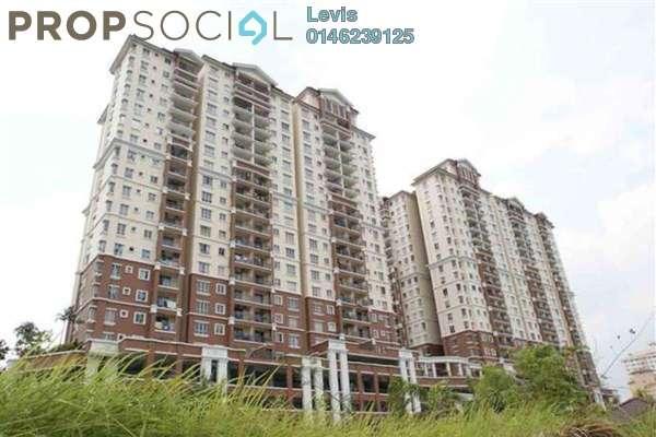 For Rent Condominium at Fortune Park, Seri Kembangan Leasehold Unfurnished 4R/2B 1.7k