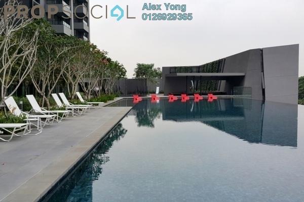 For Rent Condominium at G Residence, Desa Pandan Leasehold Semi Furnished 2R/2B 3k