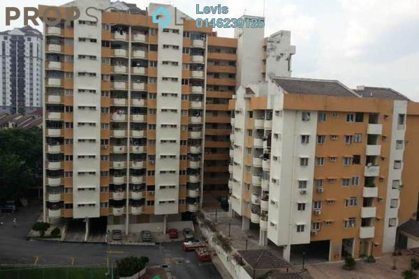 For Rent Condominium at Meadow Park 3, Old Klang Road Freehold Fully Furnished 3R/2B 1.4k
