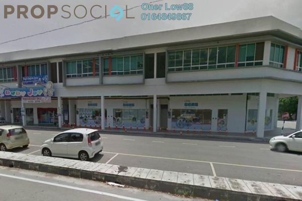 For Rent Shop at Bandar Tasek Mutiara, Simpang Ampat Freehold Unfurnished 0R/0B 2.7k