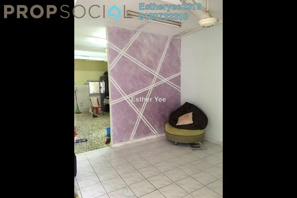 For Rent Terrace at Taman Rasmi Jaya, Ampang Leasehold Semi Furnished 3R/2B 1.5k