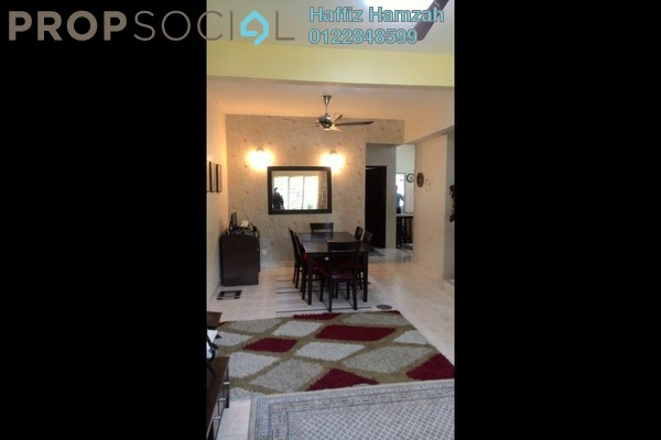 For Sale Terrace at Forte, Bukit Jelutong Freehold Semi Furnished 4R/3B 780k