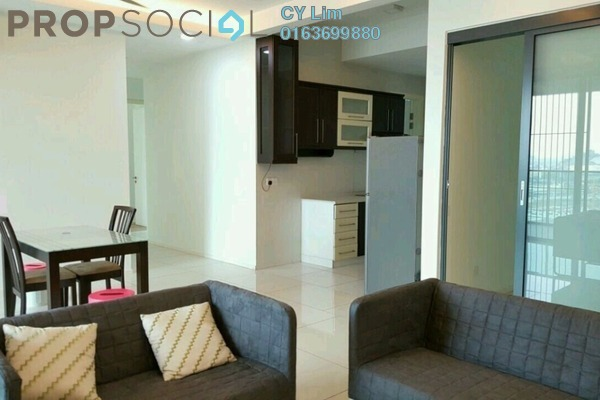 For Sale Condominium at The Treez, Bukit Jalil Freehold Fully Furnished 3R/3B 130k