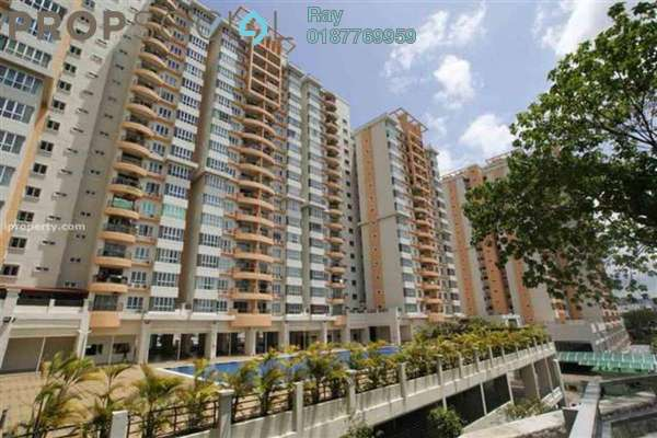 For Rent Condominium at Dynasty Garden, Kuchai Lama Leasehold Fully Furnished 3R/2B 1.65k