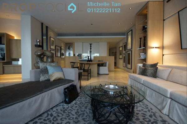 For Sale Condominium at The Troika, KLCC Freehold Fully Furnished 4R/6B 3.53m