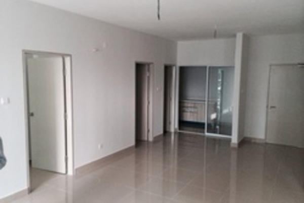 For Rent Condominium at Pacific Place, Ara Damansara Leasehold Semi Furnished 2R/1B 1.3k