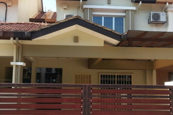 For Sale Terrace at Setia Impian, Setia Alam Freehold Fully Furnished 4R/3B 670k