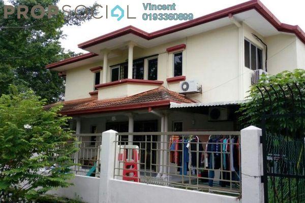 For Rent Link at BU10, Bandar Utama Freehold Fully Furnished 4R/2B 3.8k