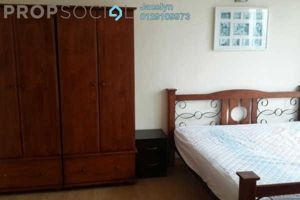 For Rent SoHo/Studio at Seri Bukit Ceylon, Bukit Ceylon Freehold Fully Furnished 1R/1B 2.4k