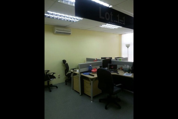 For Rent Office at NeoCyber, Cyberjaya Freehold Semi Furnished 0R/1B 2.5k
