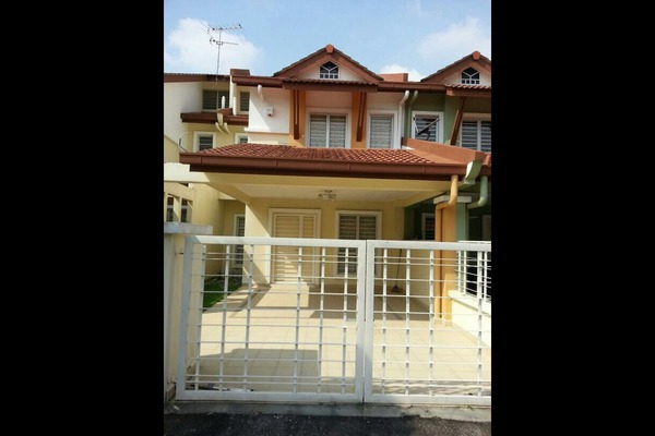 For Rent Terrace at Setia Impian, Setia Alam Freehold Fully Furnished 4R/3B 2.4k