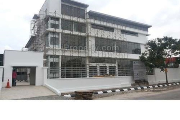 For Sale Factory at BP1, Bandar Bukit Puchong Freehold Unfurnished 0R/1B 2.3m