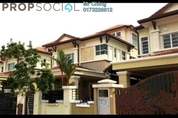 For Sale Semi-Detached at Lestari Mansion, Bandar Putra Permai Leasehold Unfurnished 5R/3B 980k