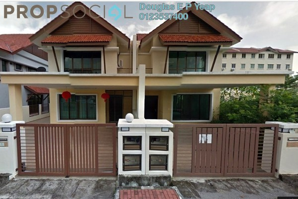 For Sale Semi-Detached at Palmyra Residences, Balik Pulau Freehold Unfurnished 4R/3B 750Ribu