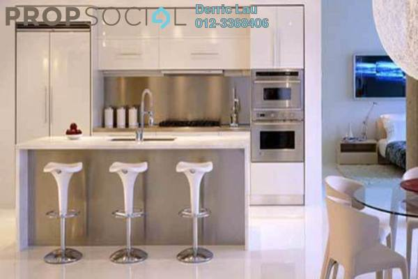 For Rent Condominium at St Mary Residences, KLCC Freehold Fully Furnished 3R/3B 12k