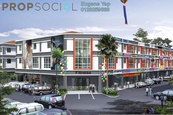 For Sale Condominium at Salak Perdana, Sepang Freehold Semi Furnished 3R/2B 297k
