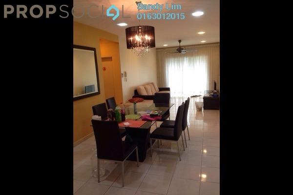 For Sale Condominium at Metropolitan Square, Damansara Perdana Leasehold Fully Furnished 3R/2B 650k