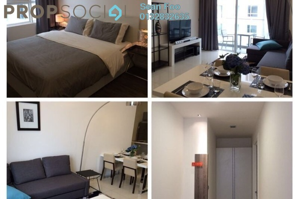For Rent Condominium at M Suites, Ampang Hilir Freehold Fully Furnished 1R/1B 3k