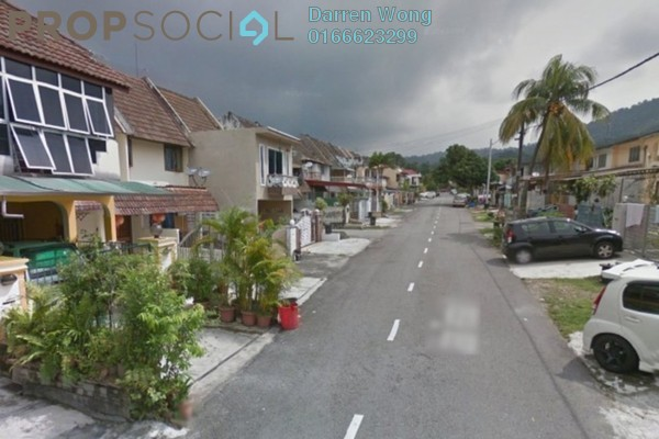 For Sale Terrace at Taman Bukit Teratai, Ampang  Semi Furnished 4R/3B 750k