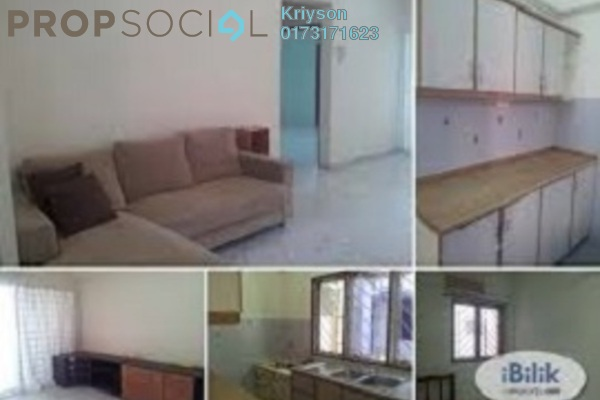 For Rent Condominium at Meadow Park 3, Old Klang Road Freehold Fully Furnished 3R/2B 1.3k