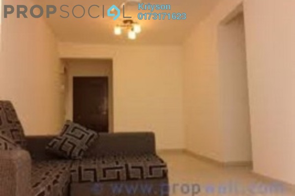 For Rent Condominium at Mandarina Court, Cheras Leasehold Semi Furnished 3R/2B 1.1k