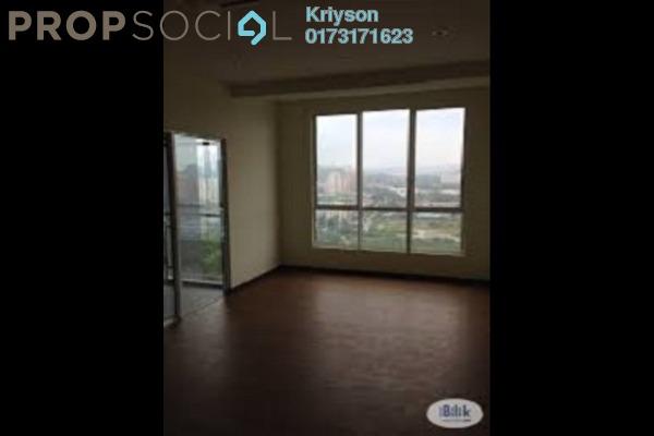 For Rent Condominium at ZetaPark, Setapak Freehold Semi Furnished 1R/1B 1.45k