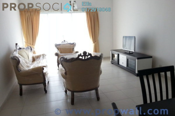 For Sale Condominium at Suria Jelatek Residence, Ampang Hilir Leasehold Unfurnished 3R/2B 685k