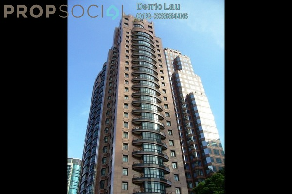 For Rent Condominium at 3 Kia Peng, KLCC Freehold Semi Furnished 5R/4B 9.5千