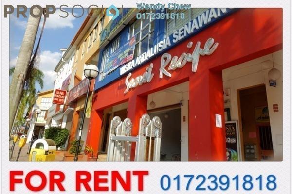 For Rent Shop at The Strand, Kota Damansara Freehold Semi Furnished 0R/0B 900translationmissing:en.pricing.unit