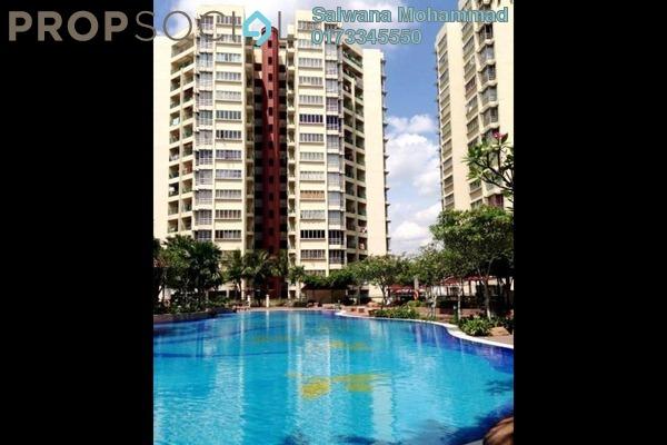 For Sale Condominium at Villa Wangsamas, Wangsa Maju Freehold Semi Furnished 4R/3B 540k