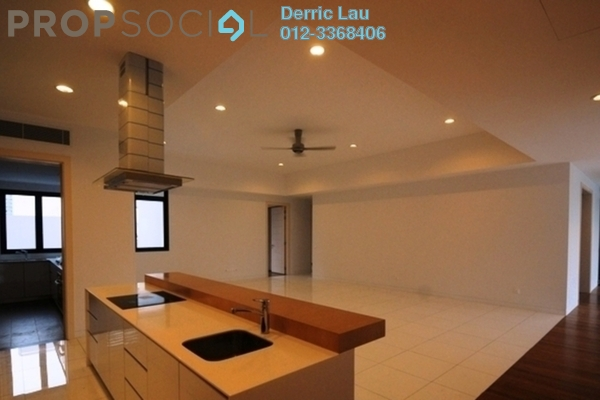For Rent Condominium at Ampersand, KLCC Leasehold Semi Furnished 4R/3B 10k