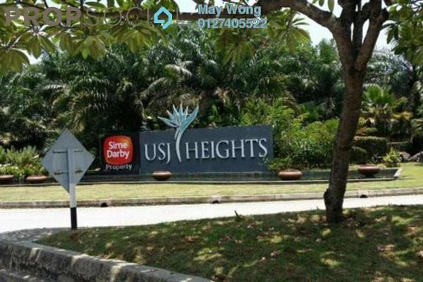 For Rent Terrace at USJ Heights, UEP Subang Jaya Freehold Semi Furnished 7R/8B 5.2k