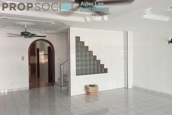 For Rent Terrace at Taman Bayu Perdana, Klang Freehold Unfurnished 4R/3B 1.2k