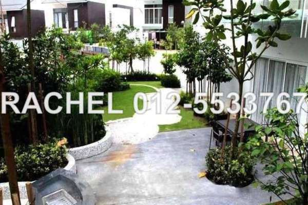 For Rent Villa at Sunway Rymba Hills, Sunway Damansara Leasehold Unfurnished 6R/7B 6k