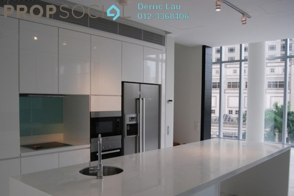 For Rent Condominium at One KL, KLCC Freehold Semi Furnished 3R/5B 13.0千