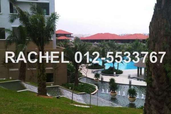 For Rent Condominium at Ara Hill, Ara Damansara Leasehold Semi Furnished 3R/3B 3.2k