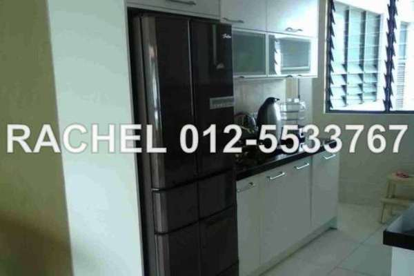 For Sale Condominium at Ara Hill, Ara Damansara Leasehold Semi Furnished 3R/3B 1.38m