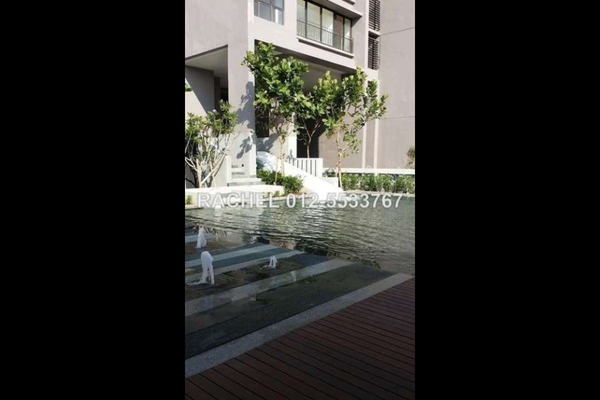 For Sale Condominium at Azelia Residence, Bandar Sri Damansara Leasehold Semi Furnished 3R/2B 870k