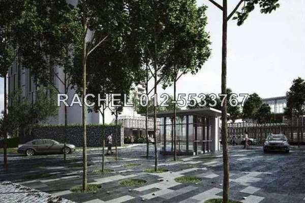 For Rent Condominium at Azelia Residence, Bandar Sri Damansara Leasehold Semi Furnished 3R/2B 2.5k