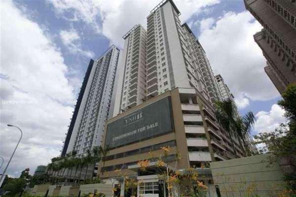 For Rent Condominium at Ceriaan Kiara, Mont Kiara Leasehold Semi Furnished 4R/3B 3.9k