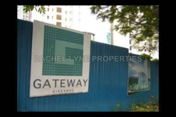 For Sale Condominium at Gateway Kiaramas, Mont Kiara Leasehold Fully Furnished 1R/1B 680k