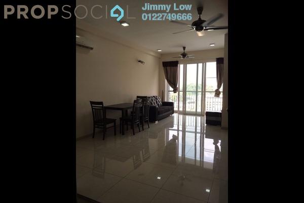 For Rent Condominium at TTDI Adina, Shah Alam Leasehold Semi Furnished 2R/2B 1.6k