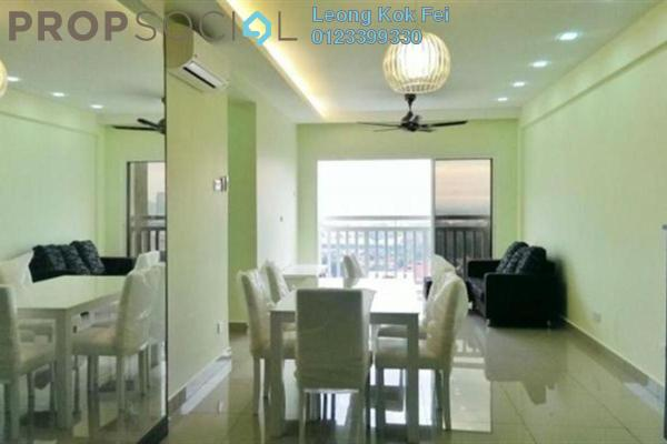 For Sale Condominium at Kiara 9, Mont Kiara Freehold Fully Furnished 4R/3B 2.1m
