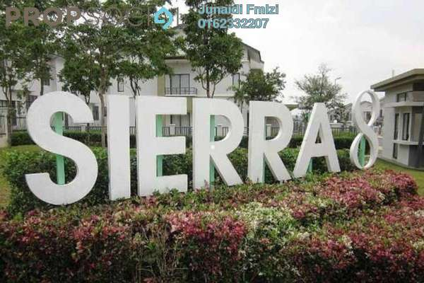 For Sale Terrace at 16 Sierra, Puchong Leasehold Unfurnished 4R/4B 900k